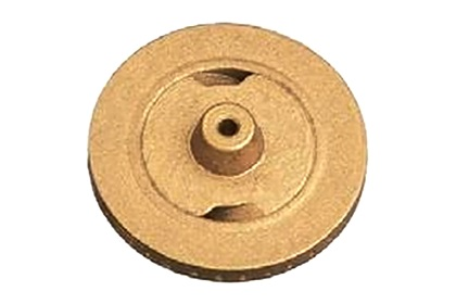 TeeJet DC23 - Brass Core - Hollow Cone Spray Nozzle