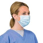 Disposable Surgical Style Face Masks