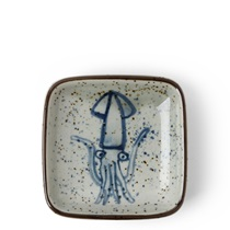 "Sauce Dish 3.5"" Squid"