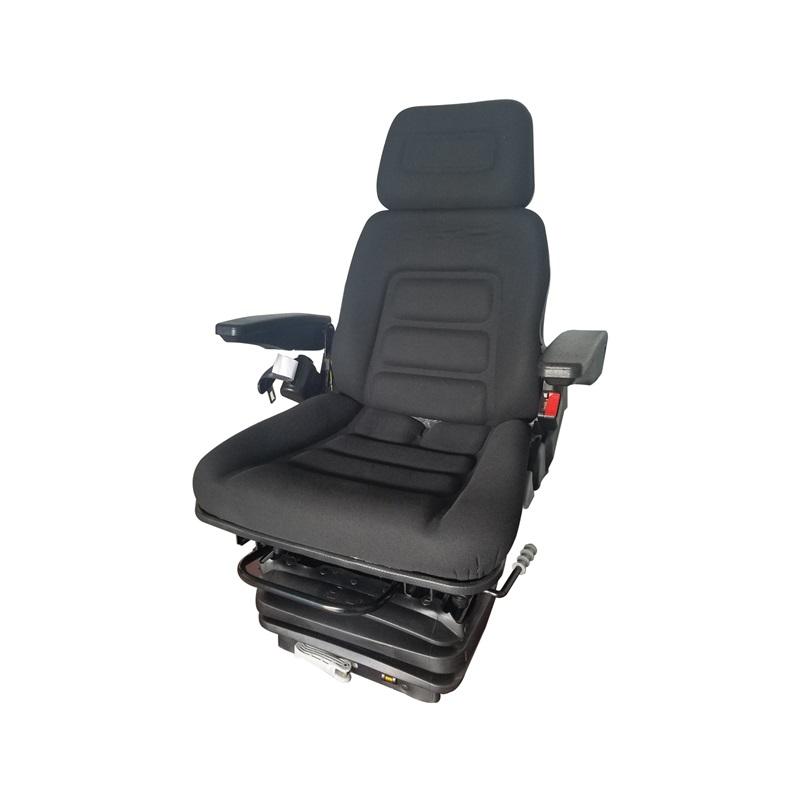 Braber Equipment - Industrial Deluxe Suspension Seat