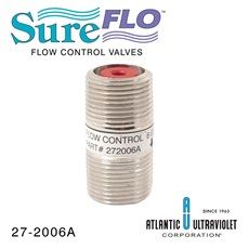 "Flow Control: 6 GPM 3/4"" SST Stainless Steel NPT"