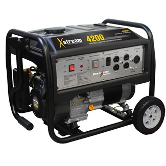 GENERATOR, 4200G-RATED 3.25KW