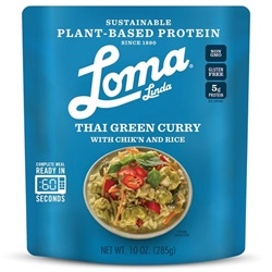 Loma Linda Blue Thai Green Curry - 10oz