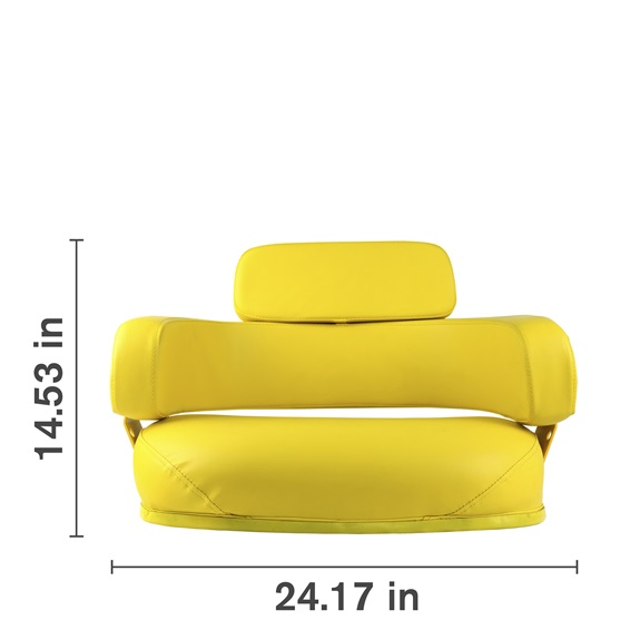 Agricultural Yellow Seat-BOOK