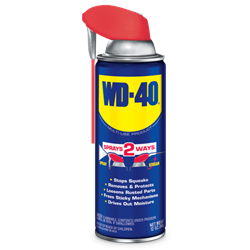 10152 WD-40 12OZ SPRAY LUBRICANT WITH SMART