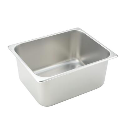 Winco SPH6 Steam Table Pan Half Size