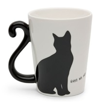 Cat Tail 9 Oz. Mug - I Miss You 1