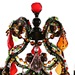 "32.25""H Poetic Wanderlust by Tracy Porter Crystal Carnival Candelabrum"