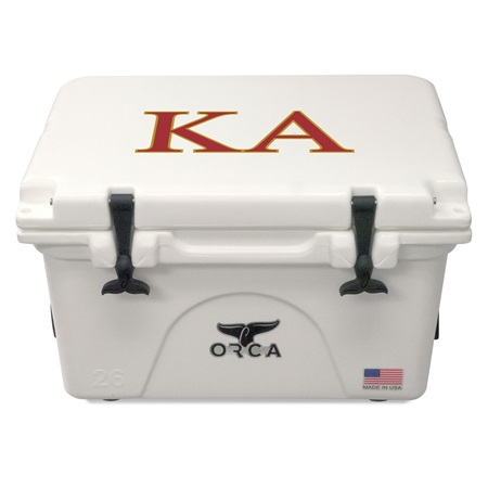 Kappa Alpha Order White 26 Quart