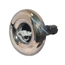 "JET INTERNAL: 2-1/2"" QUANTUM SPINNING SMOOTH FACE STAINLESS"