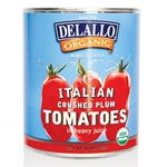 Tomatoes, Crushed (Organic) - 28oz