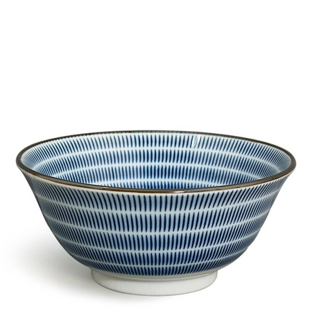 "Sen Colors 5.75"" Bowl - Navy"