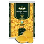 Semolina Medium Shells, Organic - 1lb