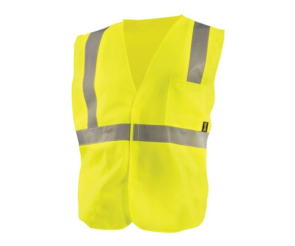 High Visibility Value Solid Standard Safety Vests