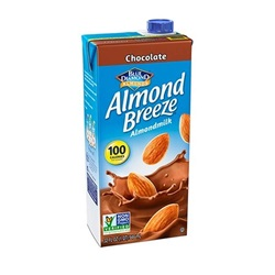 ALMOND MILK BREEZE CHOCOLATE