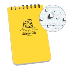 Top Spiral Notebook