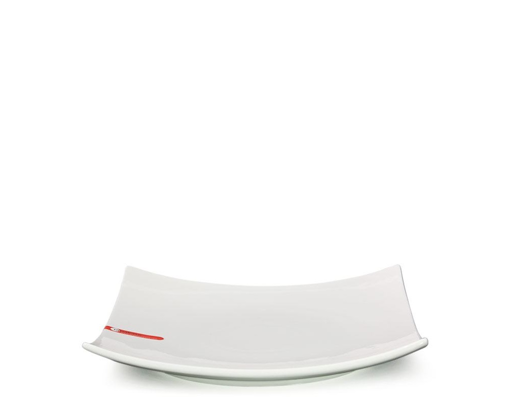 Serving Square Plate 9.75""