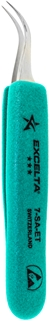 "Tweezer -***-Curved Tapered Very Fine- 5"" SS/Anti-"