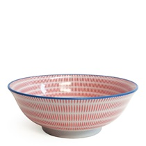 "Sen Colors 7.75"" Bowl - Red"