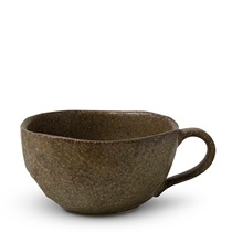 Boulder Latte Mug -  Brown