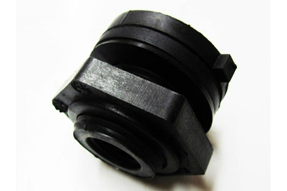 "1/2"" Bulkhead Tank Fitting - Polypropylene"
