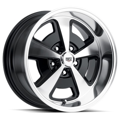 109 Classic Series Rally 15x7 5x120.65 - Polished