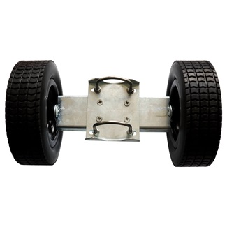 Foam Filled, Flat-Free Gate Wheel