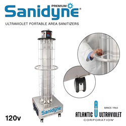 Sanidyne Premium UV Air and Surface Sanitizer