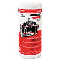 20085 BRAWNEY PROFESSIONAL WHITE PAPER TOWEL,