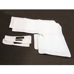 1964-68 Mustang Convertible Quarter Panel Trim Pad Kit