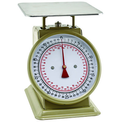 Winco SCLH-2 Mechanical Dial Scale 32 oz