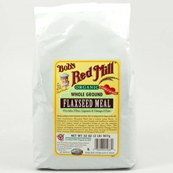 Flaxseed Meal, Brown (Organic) - 32oz