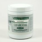 Charcoal Powder, Activated, USP (Food Grade) - 6 oz