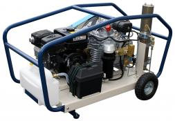 Bauer Compressors Dive Mate Portable Compressor series