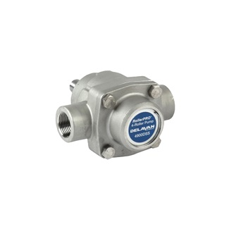 Stainless Steel Solid Shaft CW Rotation Pump