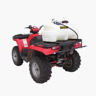 ATV Skid Mount Sprayer (2 Nozzle)