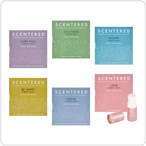 Scentered Luxury Mini Booklets, Retail 1.5g