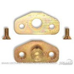 Door Striker Plate & Shim