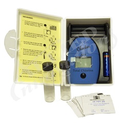 COLORIMETER: TOTAL CHLORINE HANDHELD (0.00 -3.50PPM)