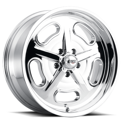 111 Classic Salt Flat Series 20x9.5 5x127 - Chrome