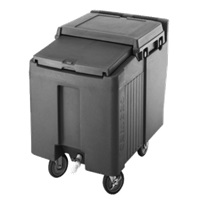 Cambro ICS125L110 Slidinglid Ice Caddy Mobile