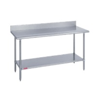 Duke Manufacturing 314-3096-5R Stainless Steel Work Table