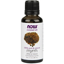 Myrrh Essential Oil Blend - 1 FL OZ