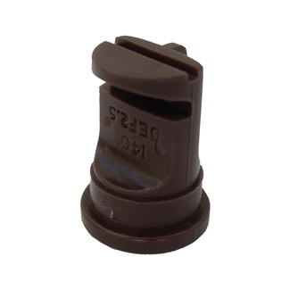 Brown 140° Deflector Nozzle