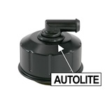 Closed Emissions Oil Cap (Black)