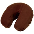 Zendals® Nano SilQ Treatment Table Head Cradle Cover, Brown