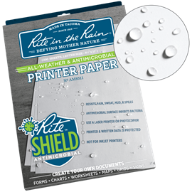 Antimicrobial Printer Paper