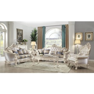 52441 LOVESEAT W/4 PILLOWS
