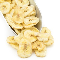 Banana Chips, Unsweetened