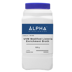 UVM Modified Listeria Enrichment Broth